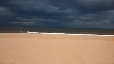Portobello beach, near the Edinburgh Alexander Training School